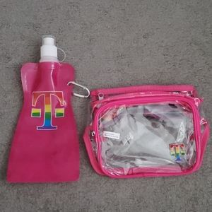 Other - Tmobile Pride Fanny Pack & Water Bottle SET NWOT